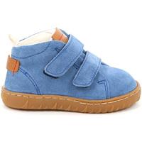 Zapatos Niños Botas de caña baja Grunland PP0272 Azul