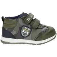 Zapatos Niños Zapatillas altas Chicco 01062502000000 Verde