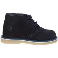 Zapatos Niños Botas de caña baja Melania ME1403B9I.A Azul