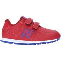 Zapatos Niños Zapatillas bajas New Balance NBIV500DA Rojo