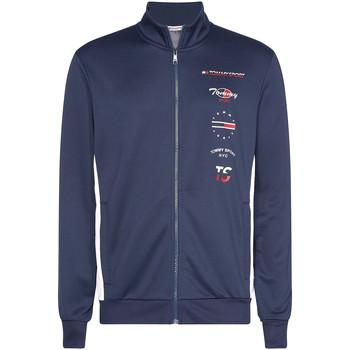 textil Hombre Chaquetas Tommy Hilfiger S20S200317 Azul