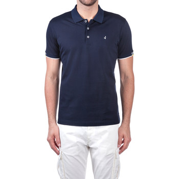 textil Hombre Polos manga corta Navigare NV72058 Azul