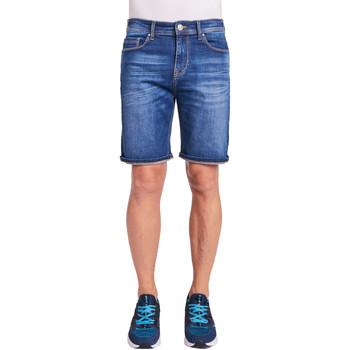 textil Hombre Shorts / Bermudas Gaudi 011BU26009 Azul