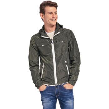 textil Hombre Chaquetas Gaudi 011BU35007 Gris