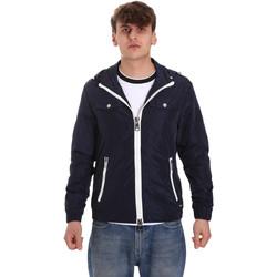 textil Hombre Chaquetas Gaudi 011BU35007 Azul