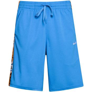 textil Hombre Shorts / Bermudas Diadora 502176087 Azul