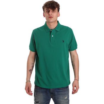 textil Hombre Polos manga corta U.S Polo Assn. 55957 41029 Verde