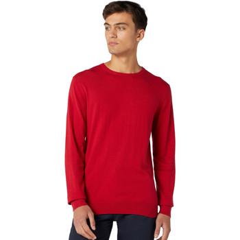 textil Hombre Jerséis Wrangler W8A0PDX47 Rojo