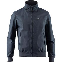 textil Hombre Chaquetas Lumberjack CM79624 001 404 Azul