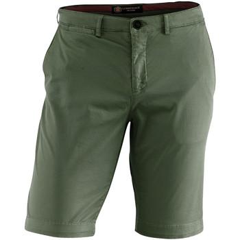 textil Hombre Shorts / Bermudas Lumberjack CM80647 002 602 Verde