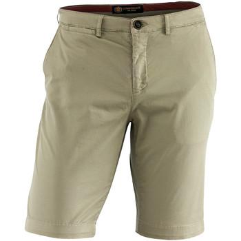 textil Hombre Shorts / Bermudas Lumberjack CM80647 002 602 Beige