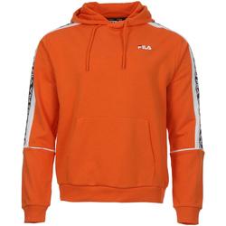 textil Hombre Sudaderas Fila 687708 Naranja
