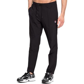 textil Hombre Pantalones de chándal Fila 687711 Negro