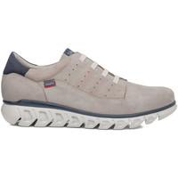 Zapatos Hombre Zapatillas bajas CallagHan 12911 Gris