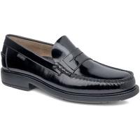 Zapatos Hombre Mocasín CallagHan 90000 Negro
