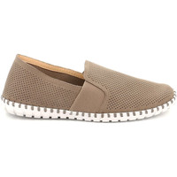 Zapatos Hombre Slip on Grunland SC4918 Beige