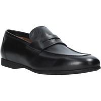 Zapatos Hombre Mocasín Rogers CAR01 Negro