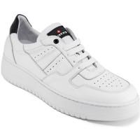 Zapatos Hombre Zapatillas bajas Exton 427 Blanco