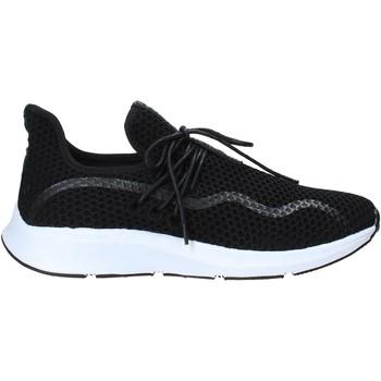 Zapatos Hombre Zapatillas bajas Rocco Barocco N19.3 Negro