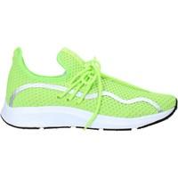 Zapatos Hombre Zapatillas bajas Rocco Barocco N19 Verde