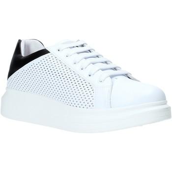 Zapatos Hombre Zapatillas bajas Rocco Barocco N5.3 Blanco
