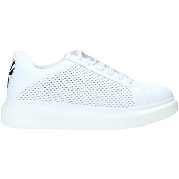 Zapatos Hombre Zapatillas bajas Rocco Barocco N5 Blanco
