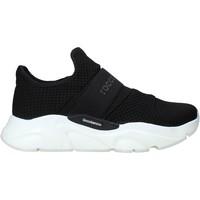 Zapatos Hombre Deportivas Moda Rocco Barocco N18 Negro