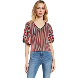 textil Mujer Tops / Blusas Gaudi 011FD53001 Rojo