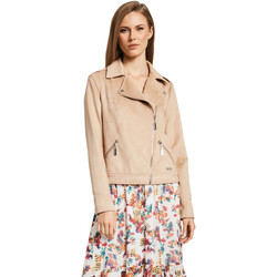 textil Mujer Chaquetas / Americana Gaudi 011BD38008 Beige
