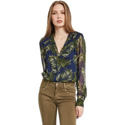 textil Mujer Camisas Gaudi 011BD45018 Azul