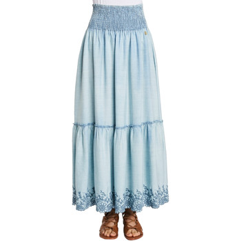 textil Mujer Faldas Gaudi 011BD76002 Azul