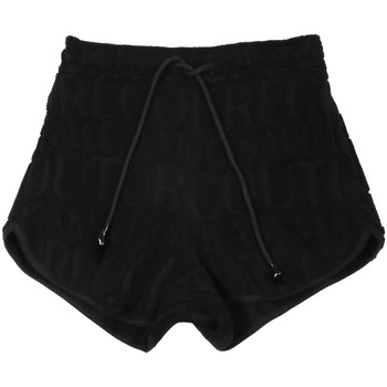 textil Mujer Shorts / Bermudas Versace A3HVB18513967899 Negro