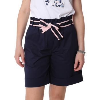 textil Mujer Shorts / Bermudas Fracomina FR20SP606 Azul