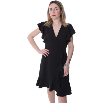textil Mujer Vestidos cortos Fracomina FR20SP051 Negro