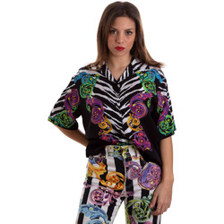 textil Mujer Camisas Versace B0HVB604S0793983 Negro