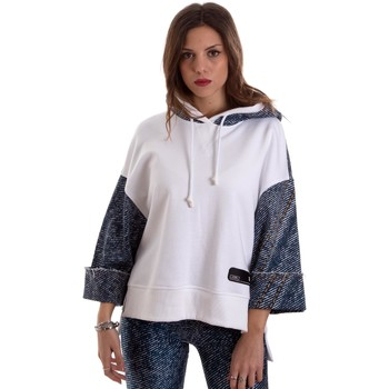 textil Mujer Sudaderas Versace B6HVB791SN900904 Blanco