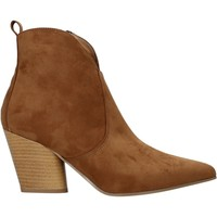 Zapatos Mujer Botines Grace Shoes 7241007 Marrón