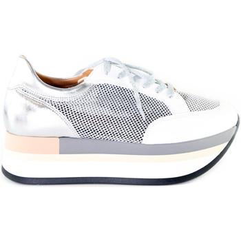 Zapatos Mujer Zapatillas bajas Grace Shoes 331009 Plata