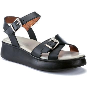 Zapatos Mujer Sandalias Lumberjack SW83306 002 B01 Negro