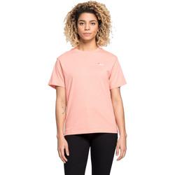 textil Mujer Camisetas manga corta Fila 687469 Rosado