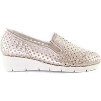 Zapatos Mujer Slip on Susimoda 4805 Beige