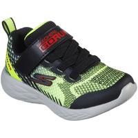 Zapatos Niños Zapatillas bajas Skechers 97858N Amarillo