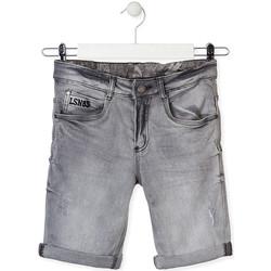 textil Niños Shorts / Bermudas Losan 013-9002AL Gris