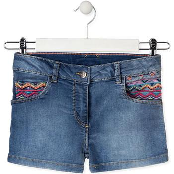 textil Niños Shorts / Bermudas Losan 014-6010AL Azul