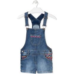 textil Niños Monos / Petos Losan 014-6017AL Azul