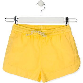 textil Niños Shorts / Bermudas Losan 014-9007AL Amarillo
