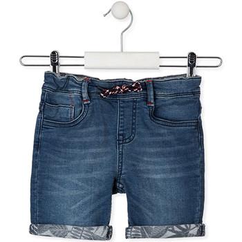 textil Niños Shorts / Bermudas Losan 015-6028AL Azul