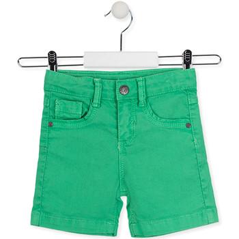 textil Niños Shorts / Bermudas Losan 015-9009AL Verde