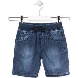 textil Niños Shorts / Bermudas Losan 015-9659AL Azul