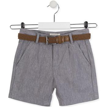 textil Niños Shorts / Bermudas Losan 015-9790AL Gris